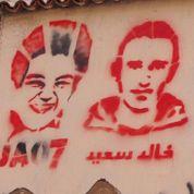 Les murs du Caire se battent contre l'oubli
