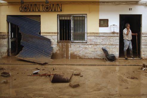 Inondations meurti res en espagne et au maroc achat pc for Piscine portable maroc