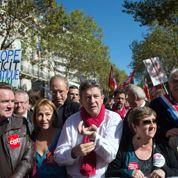 Important défilé contre l'austérité