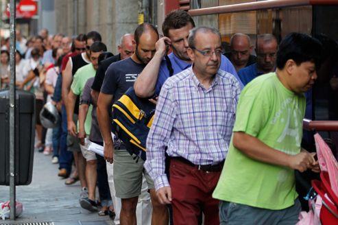 Chômage : l'écart se creuse entre les pays de la zone euro
