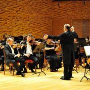 Quatre chefs d'orchestre au sommet
