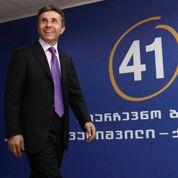 Ivanichvili inflige une claque à Saakachvili