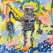 Basquiat, une véritable mine d'or