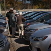 États-Unis : le marché auto en forme
