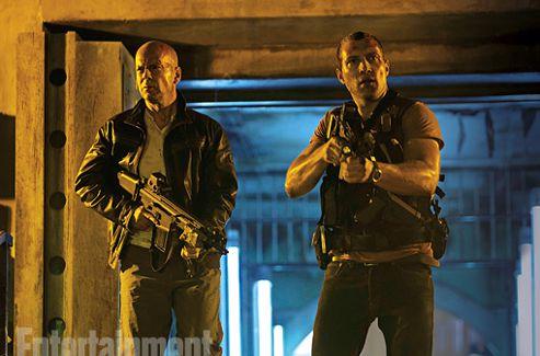 Die Hard 5 : Bruce Willis reprend les armes