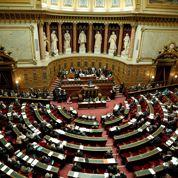 Sénat : l'UMP boycotte le discours de Hollande