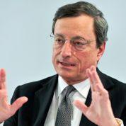 Draghi incite l'Espagne à demander l'aide