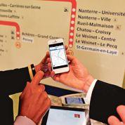 Métro: le mobile rapideà Châtelet et Gare-de-Lyon
