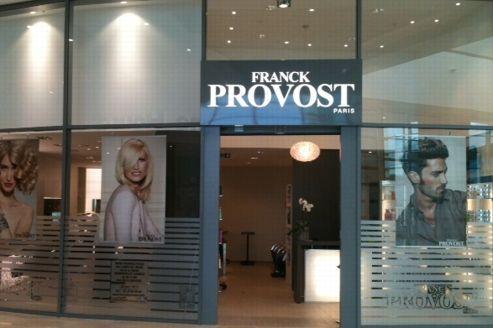 Franck provost veut devenir le leader mondial de la coiffure for Franck provost salon de coiffure