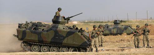 Syrie : la Turquie adresse un avertissement musclé