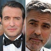 Jean Dujardin résistant pour George Clooney