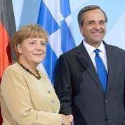 Les dessous de la visite de Merkel en Grèce