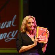 J.K Rowling prend la première place
