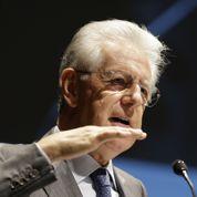 Monti part en guerre contre la corruption