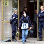 Des fouilles ont été menées dans l'appartement de la victime à Strasbourg.