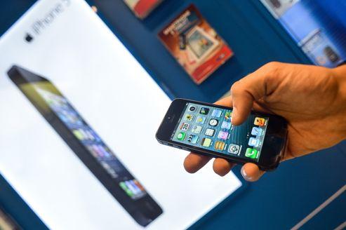 Le dos de l'iPhone 5 en aluminium est particulièrement sensible aux rayures.