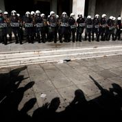 Grèce : 6000 policiers pour la visite de Merkel