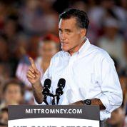 Romney se frotte à la politique étrangère