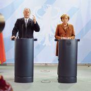 Merkel garde la main face à la gauche
