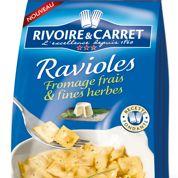 Pâtes: Lustucru parie sur Rivoire &Carret