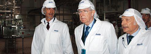 Monti érige Barilla en exemple pour l'industrie italienne
