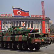 Querelle sur les missiles entre les deux Corées