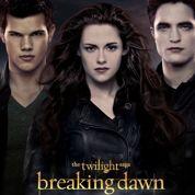 Twilight 5 : une affiche française plus sage