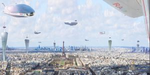 Quand le ciel et la logistique se rejoignent avec l'ambitieux projet du Réseau aérien du Grand Paris.