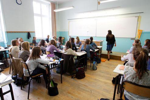 Paroles de lycéens sur la réforme de l'école
