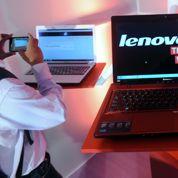 Le chinois Lenovo, 1er fabricant mondial de PC