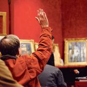 Taxation des œuvres d'art: le bras de fer