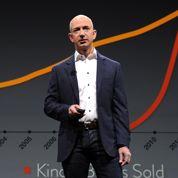 Jeff Bezos, le dernier mousquetaire