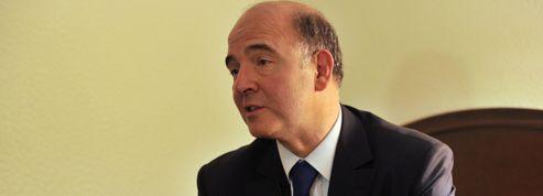 Le Nobel soutient l'intégrité de la zone euro, dit Moscovici