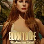 La pochette de  Born To Die, The Paradise Edition.