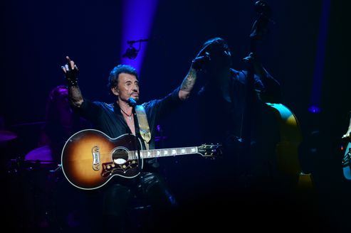 Johnny au Beacon Theatre à New York le 7 octobre 2012