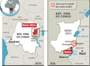 Dans l'est du Congo, les rebelles du M23 font la loi