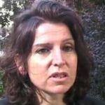 Florence Lamblin, élue écologiste du XIIIe arrondissement de Paris.
