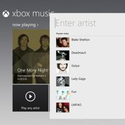 Microsoft dévoile son service Xbox Music