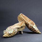 Marie-Antoinette dans ses petits souliers
