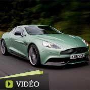 Aston Martin Vanquish: théorie de l'évolution