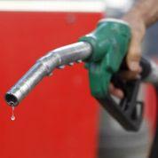 Carburants : forte chute de la consommation
