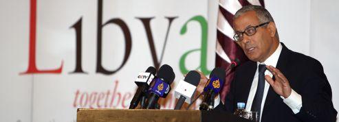 Un islamiste mod�r� <br/>� la t�te de la Libye