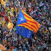 La Catalogne joue avec l'indépendance