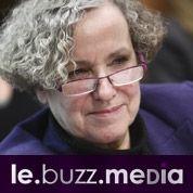 Marie-Françoise Marais, invitée du Buzz Média