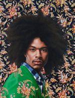 Terence Nance III,  de Kehinde Wiley, 2011.