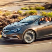 Cascada: le nouveau cabriolet Opel