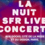 La nuit SFR déménage à la Cité de la Mode