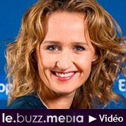 Caroline Roux, invitée du Buzz Média