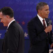 Obama-Romney : vive tension sur l'économie