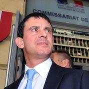 Police : Valls veut un matricule visible